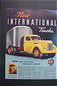 1941 International Trucks with Picture of a Great Truck (Image1)