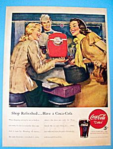 Vintage Ad: 1948 Coca Cola (Image1)