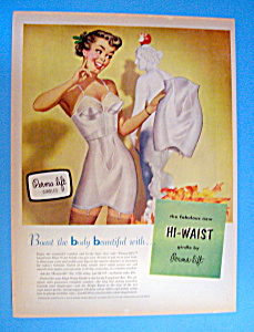 Vintage Ad: 1953 Perma-Lift Girdles (Image1)