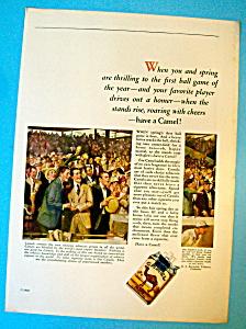 Vintage Ad: 1925 Camel Cigarettes (Image1)