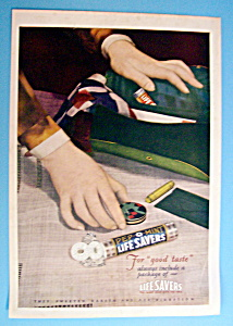 Vintage Ad: 1929 Life Savers