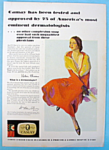 Vintage Ad: 1931 Camay Soap (Image1)