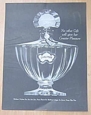 1959 Shalimar Perfume with Guerlain Paris Shalimar (Image1)