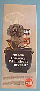 Vintage Ad: 1964 Pard Pet Food (Image1)