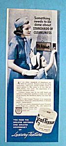 Vintage Ad: 1939  Scot Tissue Toilet Tissue (Image1)