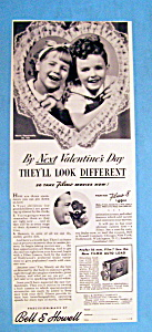 Vintage Ad: 1941 Bell & Howell Filmo 8 (Image1)