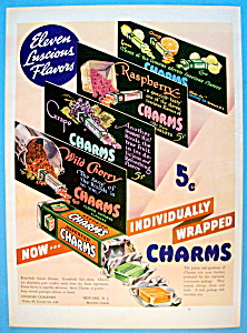 1937 Charms Candies with 11 Luscious Flavors (Image1)