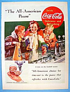 Vintage Ad: 1937 Coca Cola (Image1)