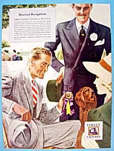 1937 Timely Clothes w/Men Wearing Suits (Image1)