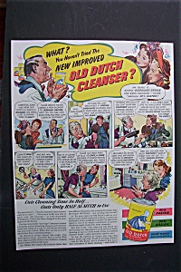 1941  Old  Dutch  Cleanser (Image1)