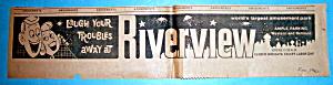 1961 Riverview Amusement Park with Laugh Away Troubles (Image1)