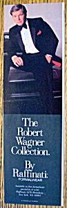 Vintage Ad: 1984 Robert Wagner Formalwear w/R. Wagner (Image1)