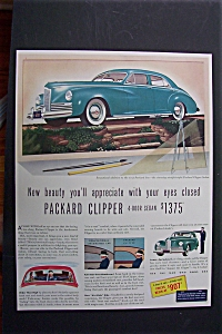 1941 Packard Cars