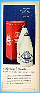 Vintage Ad: 1946 Old Spice (Image1)