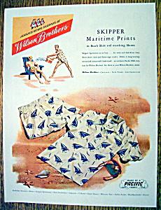 Vintage Ad: 1947 Skipper Maritime Prints (Image1)