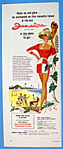 Vintage Ad: 1958 Jamaica (Image1)