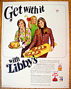 Vintage Ad: 1967 Libby's