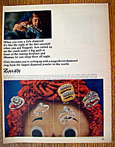 Vintage Ad: 1966 Zales Jewelers (Image1)