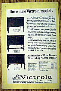 1923 Victrola Talking Machine