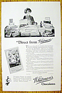 1923 Whitman's Chocolates