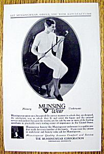 1926 Munsing Wear Hosiery & Underwear (Image1)