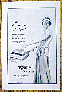 1926 Whitman's Chocolates