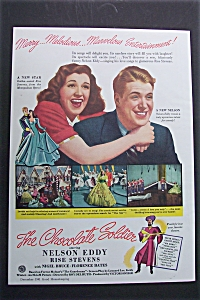 1941 The Chocolate Soldier With Nelson Eddy