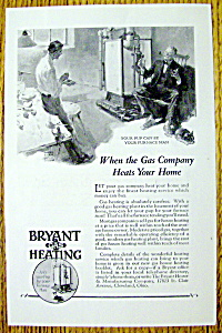 1926 Bryant Gas Heating with Two Men Talking (Image1)