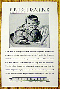 1928 Frigidaire Refrigerator By Maud T. Fangel (Image1)