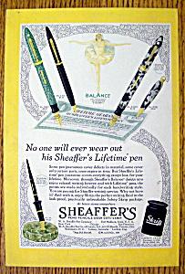 1930 Sheaffer's Lifetime Pen (Image1)
