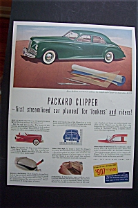 1941 Packard Clipper Car