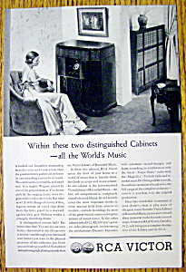 1935 RCA Victor D-22 Radio (Image1)