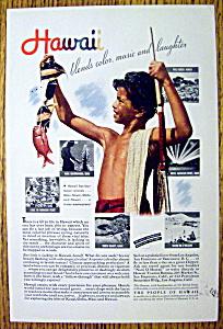 1939 People Of Hawaii (Image1)