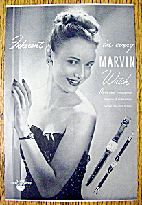 1946 Marvin Watch