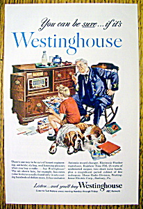 1948 Westinghouse Radio (Image1)