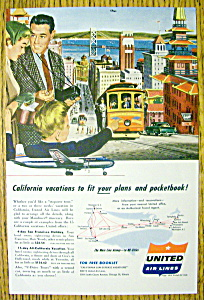 1954 United Air Lines