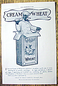 Vintage Ad: 1901 Cream of Wheat (Image1)