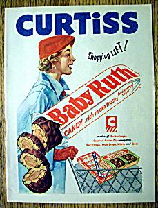 1952 Baby Ruth Candy Bar (Image1)