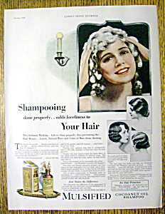 1929 Mulsified Cocoanut Oil Shampoo (Image1)