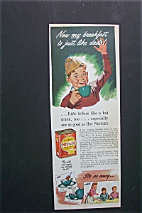 1942 Nestle's Sweet Milk Cocoa