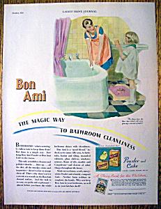 Vintage Ad: 1929 Bon Ami (Image1)