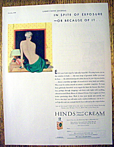 1929 Hinds Honey & Almond Cream (Image1)