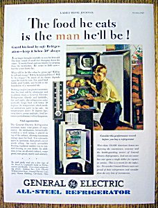 1929 General Electric All-Steel Refrigerator (Image1)