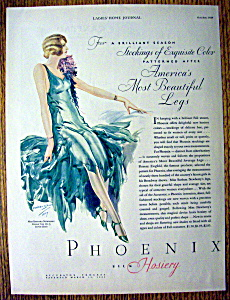 1929 Phoenix Hosiery by Everett Shinn (Image1)