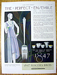 1929 1847 Rogers Brothers Silverplate Legacy (Image1)