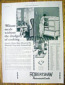 1929 Robertshaw AutomatiCook Stove (Image1)