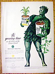 1945 Green Giant Vegetables (Image1)