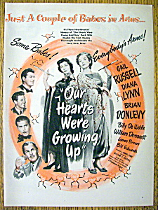 1946 Our Hearts Were Growing Up With Gail Russell (Image1)