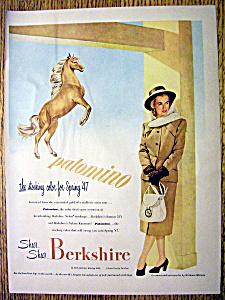 1947 Berkshire Palomino Coat (Image1)