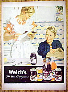 1947 Welch's Grape Jelly